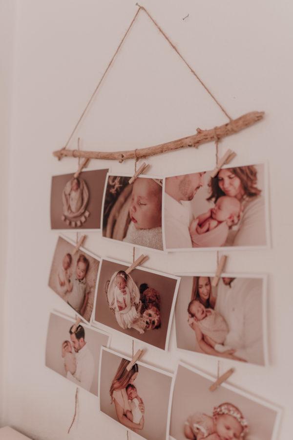 Fotostudio der Babyfotografin einfallslicht Laura Stecher aus Duesseldorf
